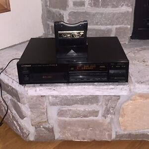 Japan Made Pioneer PD-M501 Multi-Play 6-Disc CD Player Changer + Cartridge