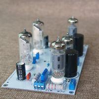 6N2/6N1+6P1 3W*2 HiFi Stereo Vacuum Tube Amp Power Amplifier PCB bare board