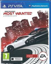 Sony PS VITA Need for Speed Most Wanted BRAND NEW