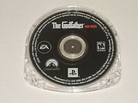 THE GODFATHER: MOB WARS Sony Playstation Portable PSP Video Game UMD FREE SHIP!