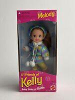 NEW IN BOX KELLY DOLL LIL FRIENDS OF KELLY NIB 1995 MATTEL 14906