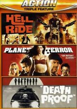 Hell Ride / Planet Terror / Death Proof [New DVD]