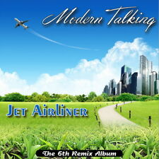 $YS271A - MODERN TALKING - Jet Airliner (The 6th Remix Album) /1CD (BLUE SYSTEM)