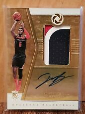 2018 PANINI OPULENCE TROY BROWN JR ROOKIE PATCH AUTO RPA /25 +MORE (11) CARD LOT