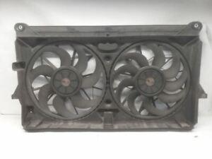 Radiator Fan Motor Assembly Dual Fan Fits 07-14 ESCALADE 457873
