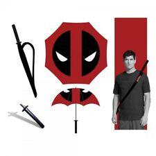 Marvel Deadpool Katana Umbrella Apparel