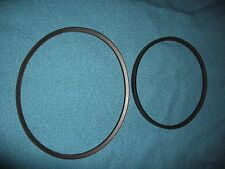 NEW V BELT SET MADE IN USA FOR RIGID DP15000 DRILL PRESS 817511-1 and 817511-2