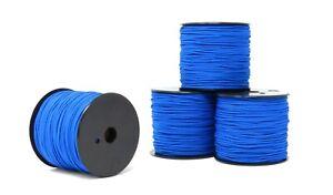 2mm Polpropylene braided General Purpose cord Royal Blue