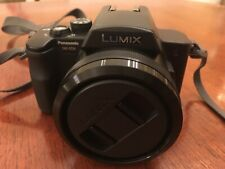 Panasonic Lumix DMC-FZ20EB bridge camera and Lowepro bag