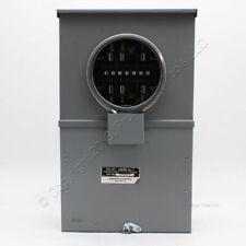 Anchor Tss13k1s 20a 600v Ringless Meter Socket Panel 13 Jaw 3r Transformer Rated
