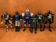 BEETLEBORGS Mixed Action Figure Lot Vintage 1990s Bandai RARE Power Rangers