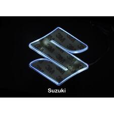 LED Car Tail Logo Auto Badge Light White light for Suzuki Swifi Jimmy