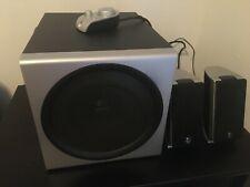 Logitech Z-2300 THX-Certified 2.1 Speaker System with Sub