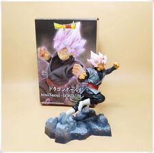 """BP Dragon Ball Z dbz Soul x Soul Black Goku Gokou Statue pvc figure 5""""   NA1"""