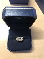 Chopard-Brillant-Ring GG 750 Brillanten zus. 0,19 ct  HAPPY DIAMONDS