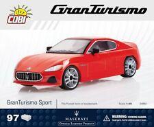 COBI 24561 - Maserati Gran Turismo Sport - 97 Teile - 1:35