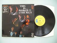 Booker T. & The M.G.'s - This Is..., France', LP, Vinyl: vg+
