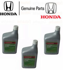 3 Quarts Genuine Honda MTF Manual Transmission Fluid For Acura 087989031