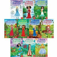 The Rescue Princesses 10 Books Collection Set By Paula Harrison Paperback
