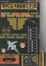 1986 01 - LOAD 'N' RUN - NR. 23 - RIVISTA E CASSETTA - SINCLAIR ZX-SPECTRUM 16 G