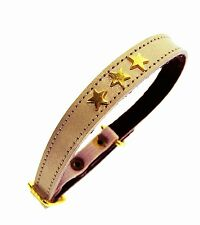 Bobby Etoiles Cat Collar, Gold