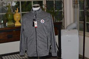 PITTSBURGH STEELERS NWT - men's outdoor Jacket-               XL-