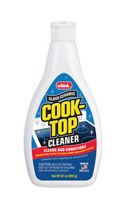WHINK Glass & Ceramic Cook-top Cleaner, 24oz cleans and conditions #33261