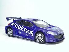 "MondoMotors 53166 Renault MEGANE TROPHY ""McGREGOR""  - RACING Metal 1:43"