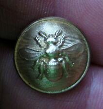 BOUTON ANCIEN    (mouche / abeille)  -  OLD BUTTON   17  mm