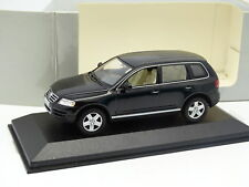Minichamps 1/43 - VW Touareg 2003 Negro