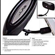 JLab X-Bass b-Flex Portable Hi-Fi USB Laptop or Computer Speaker Fast Shipping
