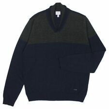 Wool Blend Patternless ARMANI Jumpers & Cardigans for Men