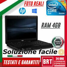 Notebook e computer portatili HP RAM 2 GB