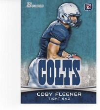 2012 Bowman Coby Fleener Rookie RC Variation Side View #113B RARE