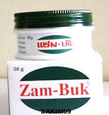 ZAM BUK ZAMBUK OINTMENT BALM HERBAL PAIN RELIEF INSECT BITES RASHES  WOUNDS