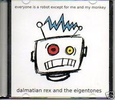 (261E) Dalmation Rex & The Eigentones, Everyone - DJ CD