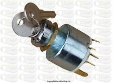 Triumph ignition switch with lock and keys