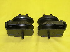 FORD COURIER 2.6  PETROL PAIR (2) ENGINE  MOUNTS 1987 TO 1995