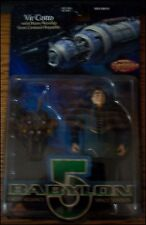 Vir Cotto W/ Heavy Warship Centauri Babylon 5- Diamond comic- Released 1997