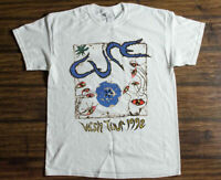 The Cure Wish Tour 1992 vtg t-shirt gildan reprint