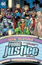 Young Justice Book Five by Peter David (2020, Trade Paperback)