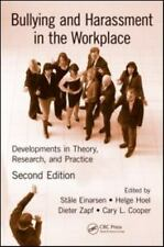 Bullying and Emotional Abuse in the Workplace : International Perspectives in...