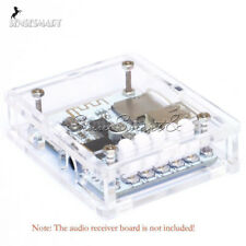 USB 5V Bluetooth 2.1 Audio-Receiver Board Stereo-Musik-Modul+ Acryl DIY Kits
