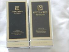 Auth New Estee Lauder Re-Nutriv Ultimate Lift1 Fl 30Ml And Contouring Eye0.5Fl