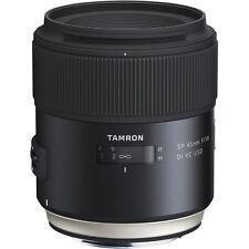 New Tamron SP 45mm f/1.8 Di USD Lens - SONY Alpha A Mount  [F013]