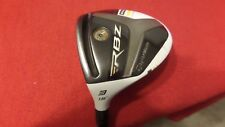 Taylormade RBZ Stage 2 15* 3 Wood  XStiff Graphite Shaft  Men Left Handed