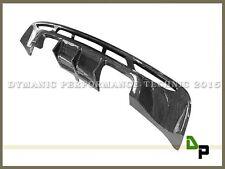 Carbon Fiber HG Style Rear Bumper Diffuser For 08-13 E82 E88 M-Sport 128i 135i