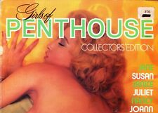 USA GIRLS OF PENTHOUSE Magazine. 1977. Collectors Edition. 142-Pages