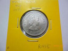 Hong Kong 50 Cents 1973 - BU