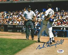 Mike Marshall Los Angeles Dodgers signed 8x10 photo PSA/DNA # X60561
